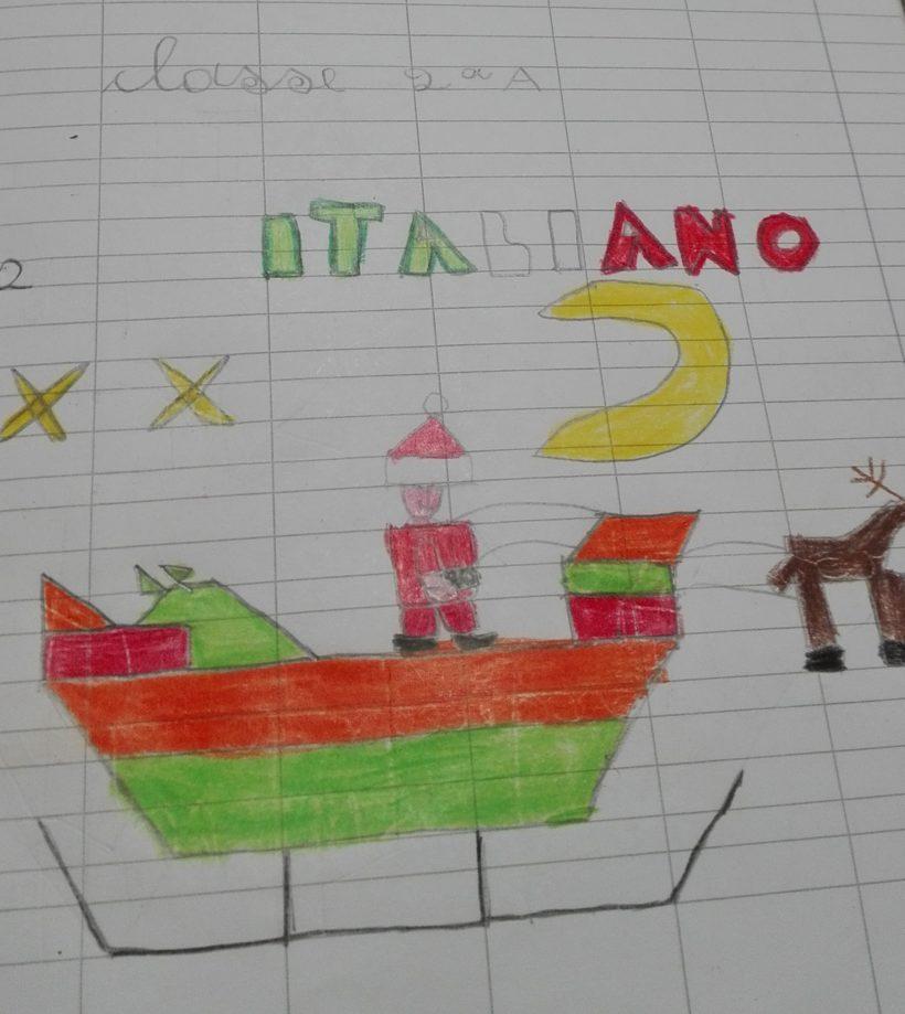 Digramma SC in classe seconda-italiano-Novembre