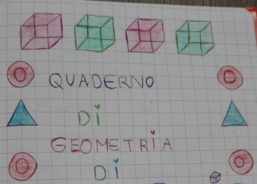 La linea e i poligoni-geometria in seconda