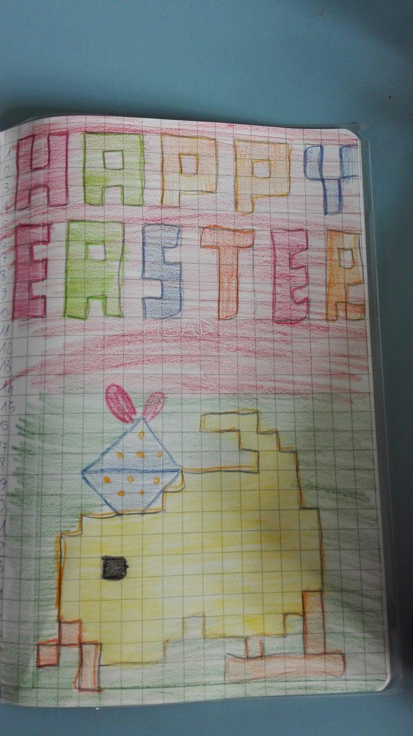 Classe Seconda Inglese: Happy Easter