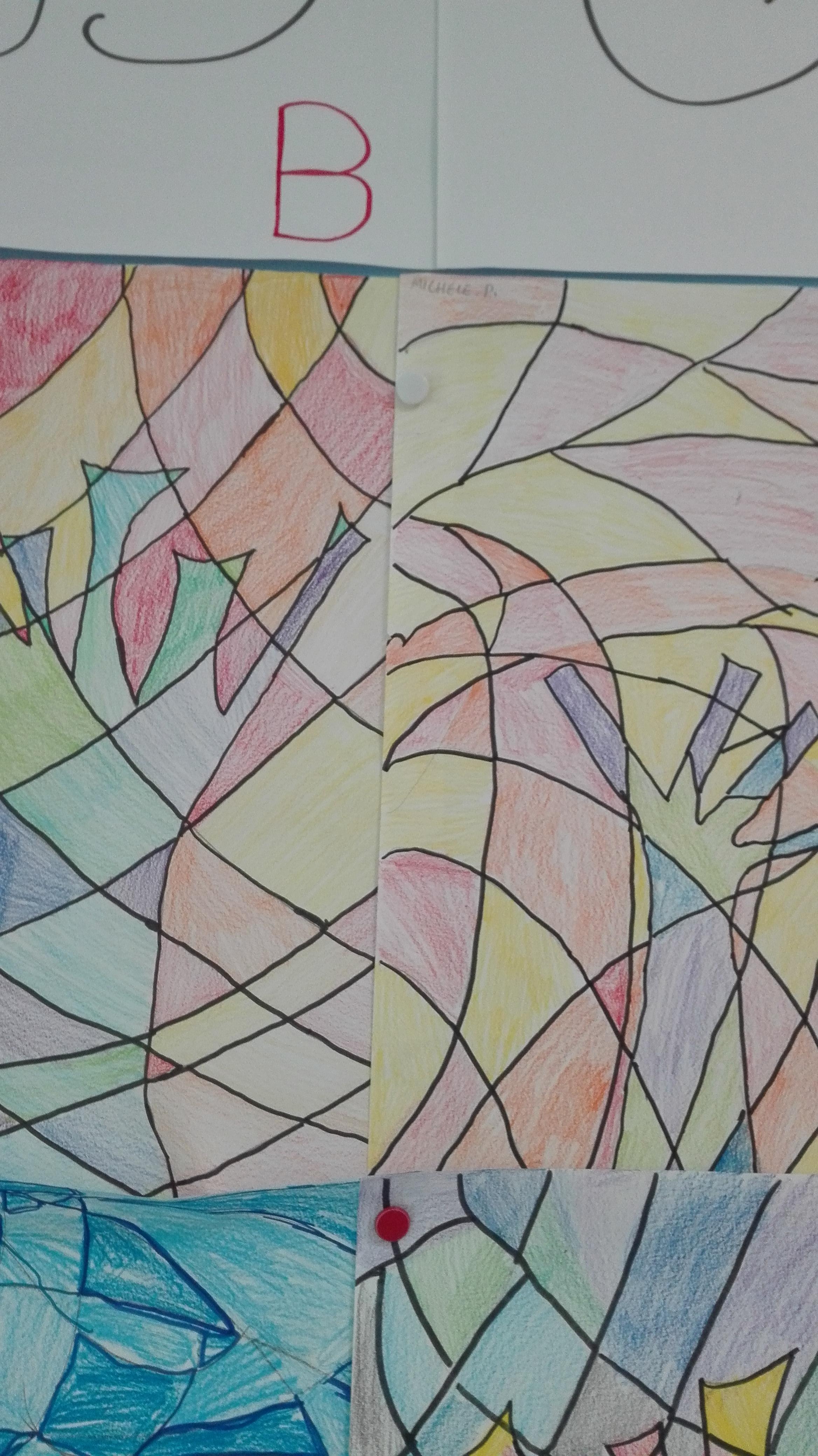 Albero Autunnale Colori Caldi E Freddi Immagine Maestra Anita