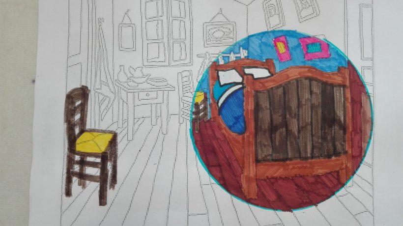 cameretta di Van Gogh