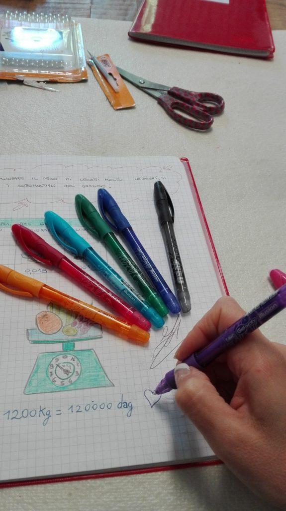 penna cancellabile Bic